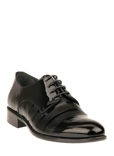 Ziya Deri Ayakkabı Siyah
